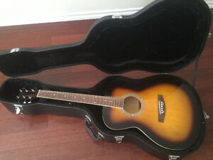 Brand New Guitar coming with tone tuning and leather box. Edmonton Edmonton Area image 2