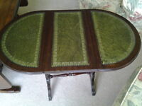 Reproduction side table