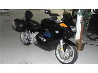 2002 BMW K1200rs Asking $5500