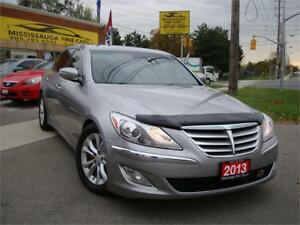 2013 Hyundai Genesis,,Premium Pkg,LEATHER,SUNROOF,BLUETOOTH