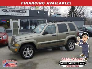 2005 Jeep Liberty Renegade, 4X4 ! VERY CLEAN!! ONLY 157 000KMS!!