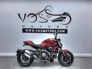 2014 Ducati Monster 1200 - V2274NP - No Payments for 1 Year**