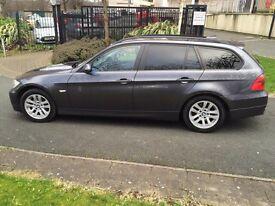 BMW 3 series 2.0 320 d SE Touring 5 dr