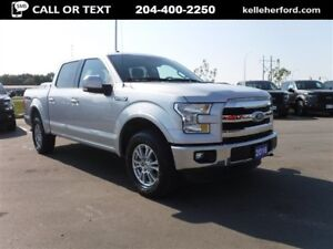 2016 Ford F-150 Lariat SuperCrew 4x4
