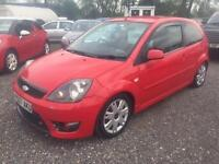 2007 FORD FIESTA 1.25 Style HIGH SPEC 12 MTS MOT and WARRANTY AVAIL