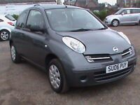 NISSAN MICRA 1.2 INITIA 3 DR FSH 11 STAMPS MOT 31/7/2018 CLICK ON VIDEO LINK TO LEARN MORE ABOUT IT