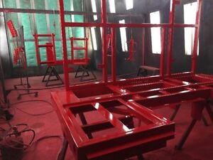 industrial paint shop for sale - autobody auto body take over