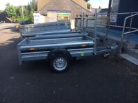 Car Trailers from £530.00