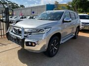 2015 Mitsubishi Pajero Sport QE GLS (4x4) Silver 8 Speed Automatic Wagon Port Macquarie Port Macquarie City Preview