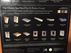 Stone Facings Accesories, Indoor / Outdoor Stone Veneer 50% off