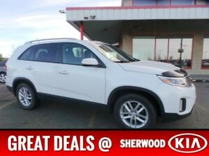 2015 Kia Sorento LX Heated Seats,  Bluetooth,  A/C,  Heated Seat
