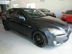 2007 Lexus IS250 GSE20R Prestige Grey 6 Speed Sports Automatic Sedan Albion Brisbane North East Preview
