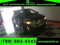 LOW PAYMENTS******2013 Ford Edge Limited******* YOU ARE APPROVED