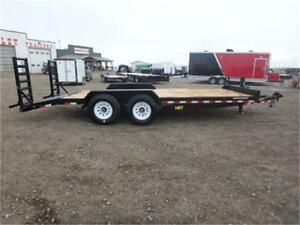 "2017 - 83"" X 20' Equipment Hauler by Big Tex Trailers - 14K GVWR"
