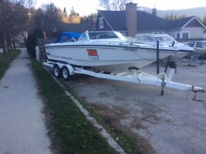 *Reduced* 1991 Supra Pirata- 23ft tow boat with a cuddy