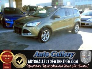 2013 Ford Escape SEL  AWD  *Lthr/Nav