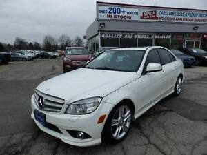 2009 Mercedes-Benz C 300 4 MATIC BLUETOOTH CERTIFIED