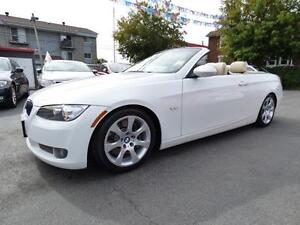 2007 BMW 335I CABRIOLET (AUTOMATIQUE, CUIR, BLUETOOTH, FULL!!!)