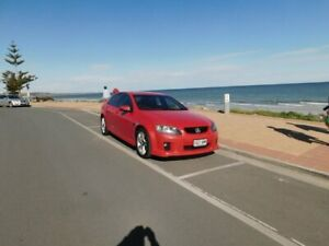 2008 Holden Commodore VE SV6 Red 5 Speed Sports Automatic Sedan Somerton Park Holdfast Bay Preview