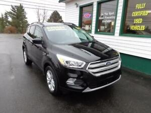 2018 Ford Escape SEL AWD for only $209 bi-weekly all in!