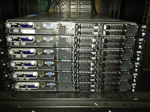 Dell Poweredge 1950 2xQuad-Core 32GB RAM 2x147GB SAS HDD 1U Rack
