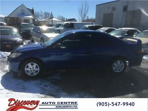 2004 Honda Civic Cpe SE