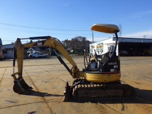 Mini Excavator  CAT 303CR