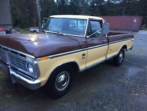 1975 Ford XLT Trailer Special