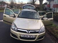 Vauxhall Astra 1.8 i 16v Life 5dr 1LADY OWNER +1YR MOT+HPI CLEAR £1,495