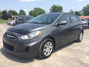 2012 HYUNDAI ACCENT AUTO! 0$ CASH 129$/MOIS TAXES INCL!!