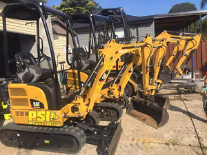 1.7t mini cat available for DRY HIRE $189 PER DAY Bowral Bowral Area Preview