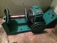 Treuil à Cable - Winch - Gear Box - Speed Reducer  50:1