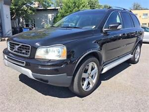 2007 Volvo XC90 V8 AWD 7 PASSAGER TOIT OUVRANT TRÈS PROPRE