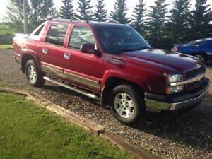 LOADED CHEVY LT AVALANCHE FOR SALE
