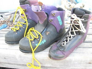 Scarpa Inverno Mountaineering Hiking Boots Size 7- 8 1/2- 9