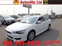 2014 Mitsubishi Lancer! EVERYONE APPROVED!! EVERYONE DRIVES!!