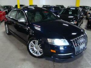 "2008 Audi S6 NAVIGATION ""BACK UP CAM""""QUATTRO AWD""V10""MINT!"