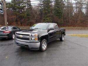 2014 Chevrolet Silverado 1500 4 DOOR 4WD $24998 FINANCING AVAIL
