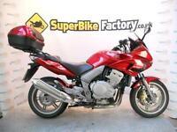 2010 10 HONDA CBF1000