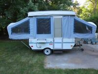 Coachmen Tent Trailer