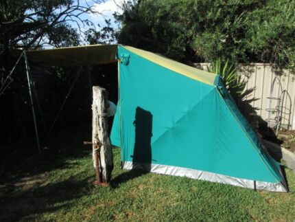 Oztent 30 second tents