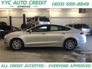 2014 Ford Fusion SE *$99 DOWN EVERYONE APPROVED*