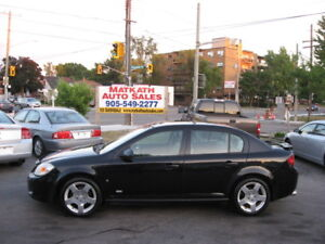 **2006 Chevrolet Cobalt SS**  Sunroof & Leather Cert & E-test