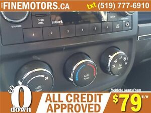 2010 JEEP PATRIOT SPORT * 4X4 * POWER ROOF * NORTH EDITION London Ontario image 10