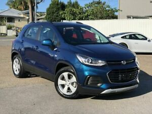 2019 Holden Trax TJ MY20 LS Blue 6 Speed Automatic Wagon Chermside Brisbane North East Preview