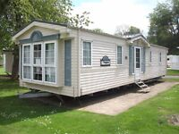 2002 Willerby Vogue 38 x 12ft 2 Bed For Sale On Riverside Rothbury