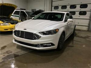2017 Ford Fusion SE Luxury Pack, Leather Heated Seats, $99/week