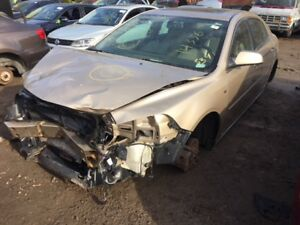 2008 Chev Malibu just in for parts at Pic N Save!