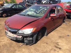 2007 Acura CSX just arrived for parts at Pic N Save!