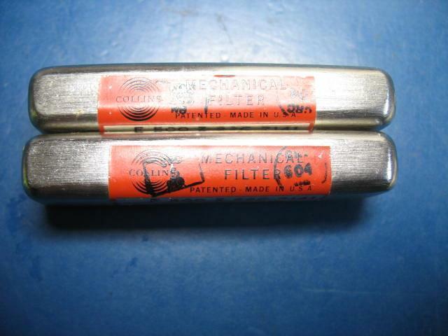 Collins Mechanical Filter 500Khz USB 3Khz